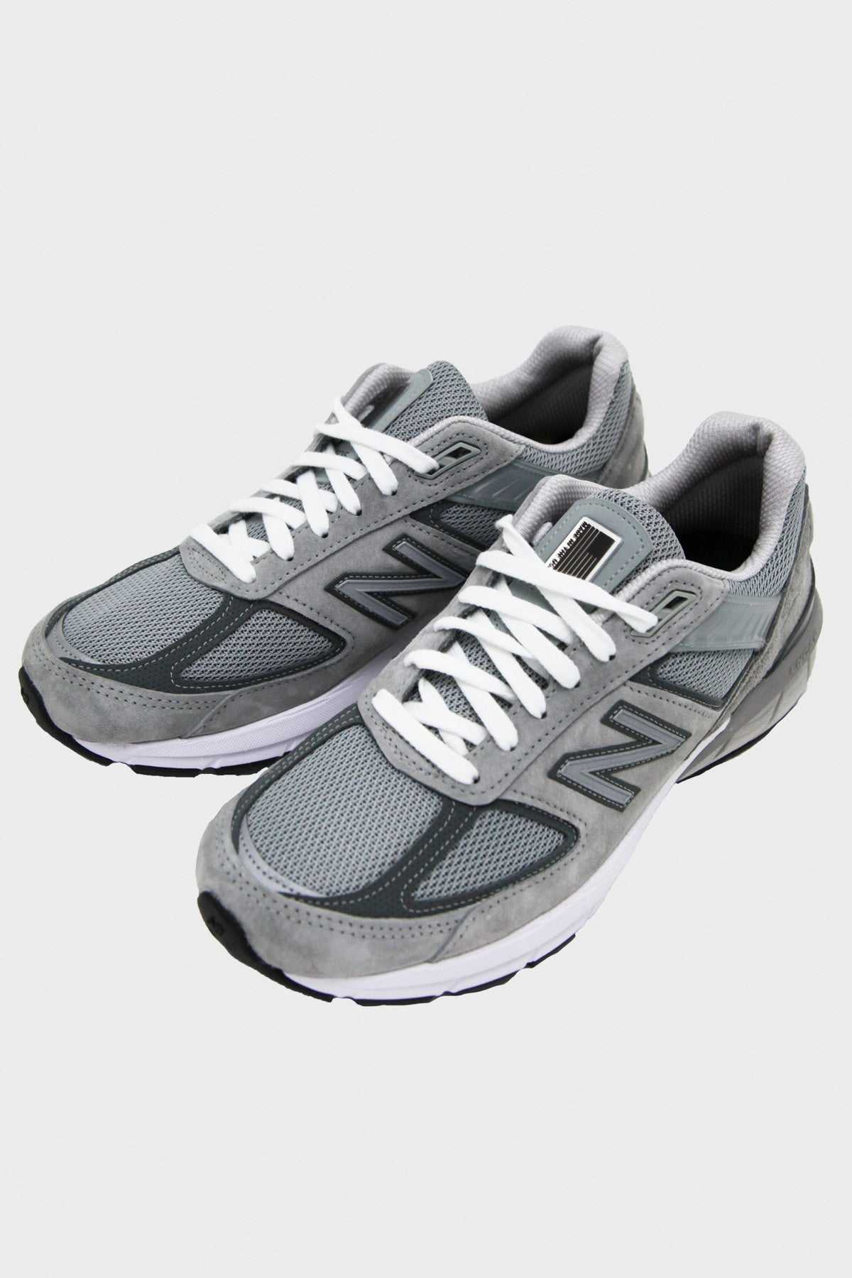 New Balance - M990GL5 - V5 - Grey/Castlerock - Canoe Club