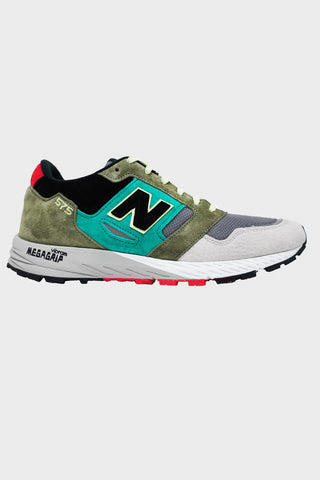new balance MTL575 shoes - Grey/Green