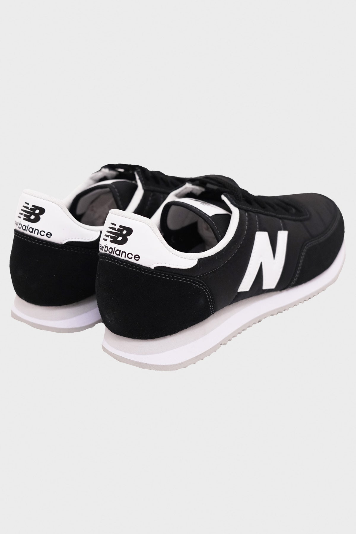 New Balance - NB 720 - Black - Canoe Club