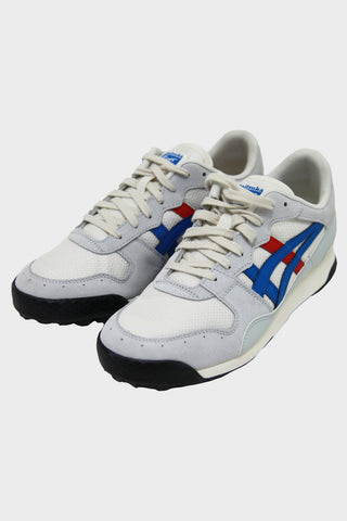 Onitsuka Tiger Horizonia Shoes - Cream/Directoire Blue