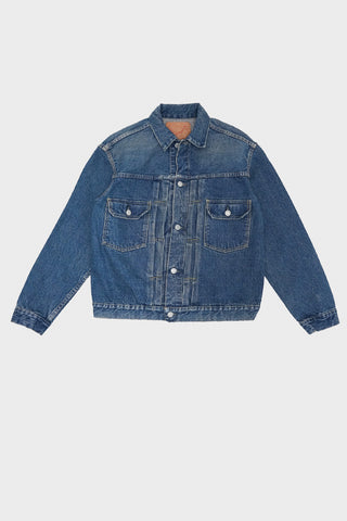 50's Denim Jacket - Two Year Wash
