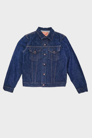 60's Denim Jacket - One Wash