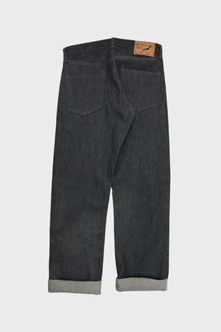 90's Standard Denim 105 Denim - Gray Rigid