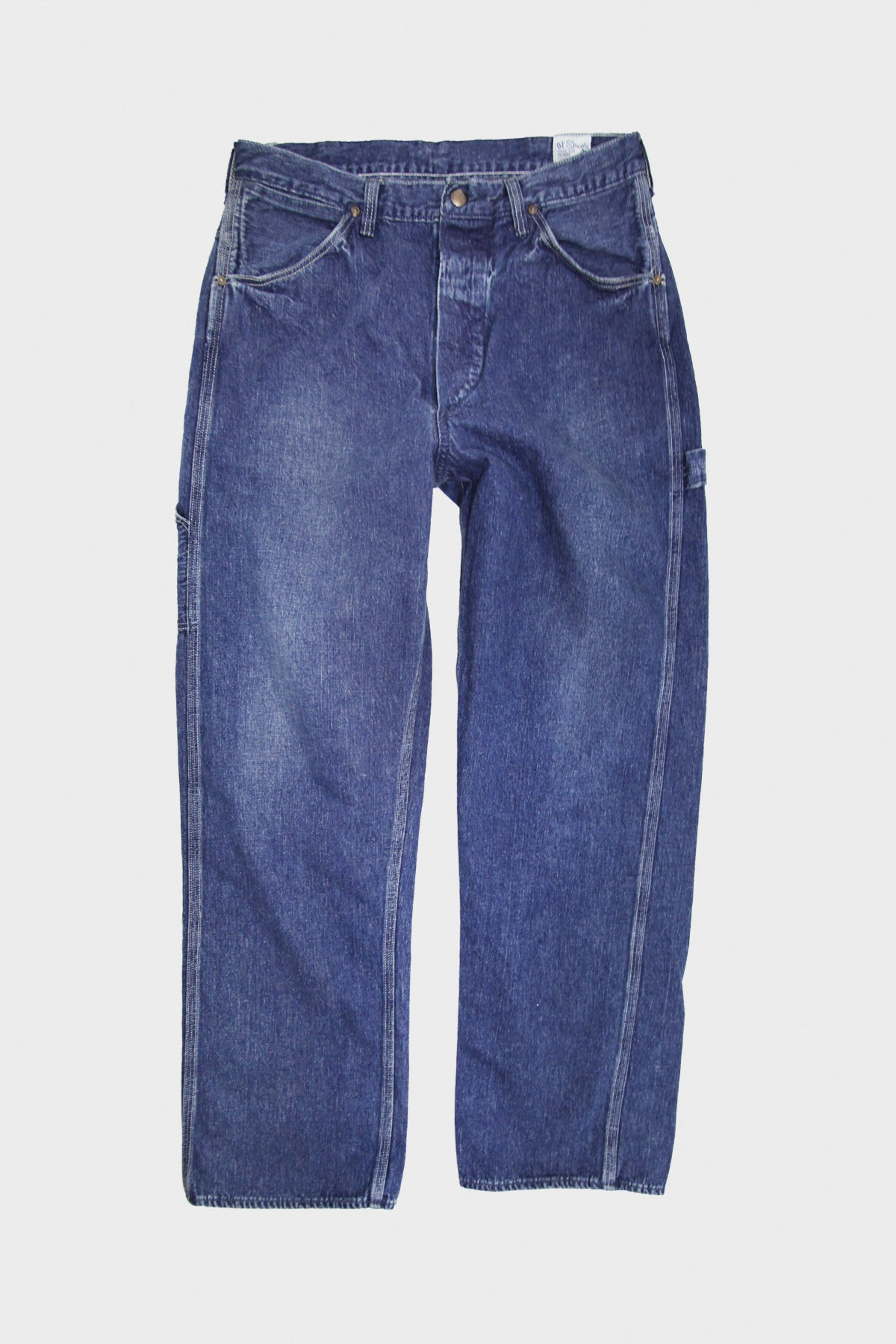 orSlow - Painter Pants - 2 Year Wash - Canoe Club