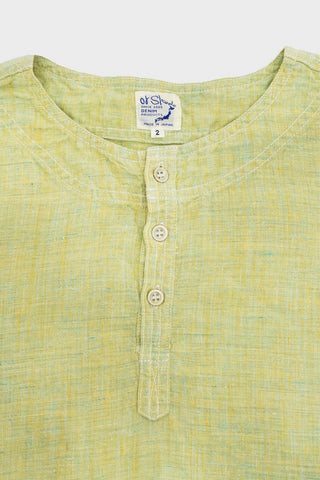 orslow Pullover Shirt - Yellow