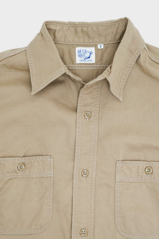 orslow Work Shirt - Khaki