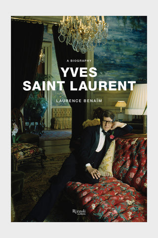 Yves Saint Laurent: A Biography