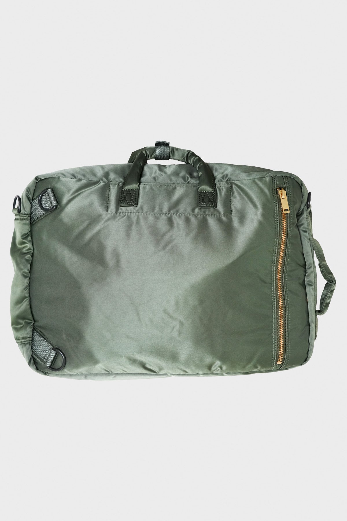 Porter Yoshida and Co - 3 Way Brief Case - Sage Green - Canoe Club