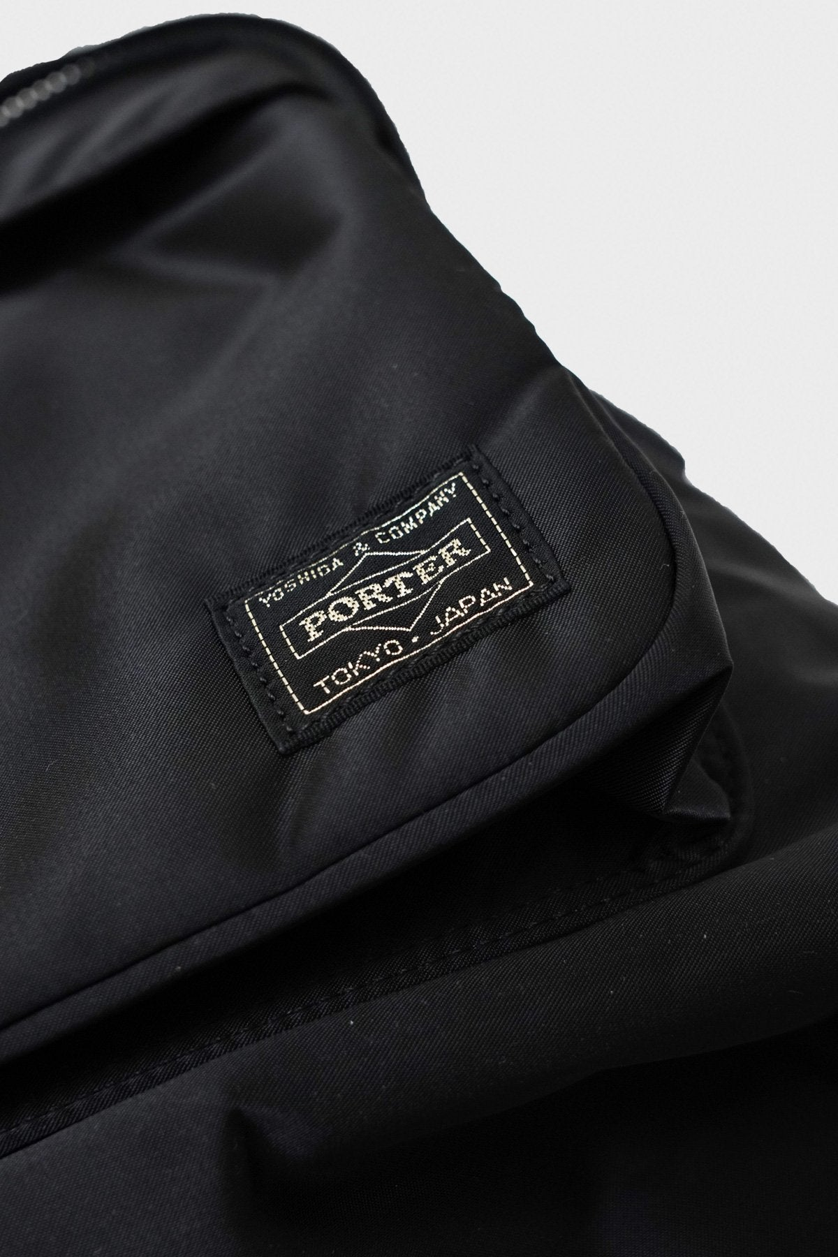 Porter Yoshida and Co - Daypack - Black - Canoe Club