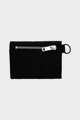 porter yoshida and co Nylon Wallet - Black