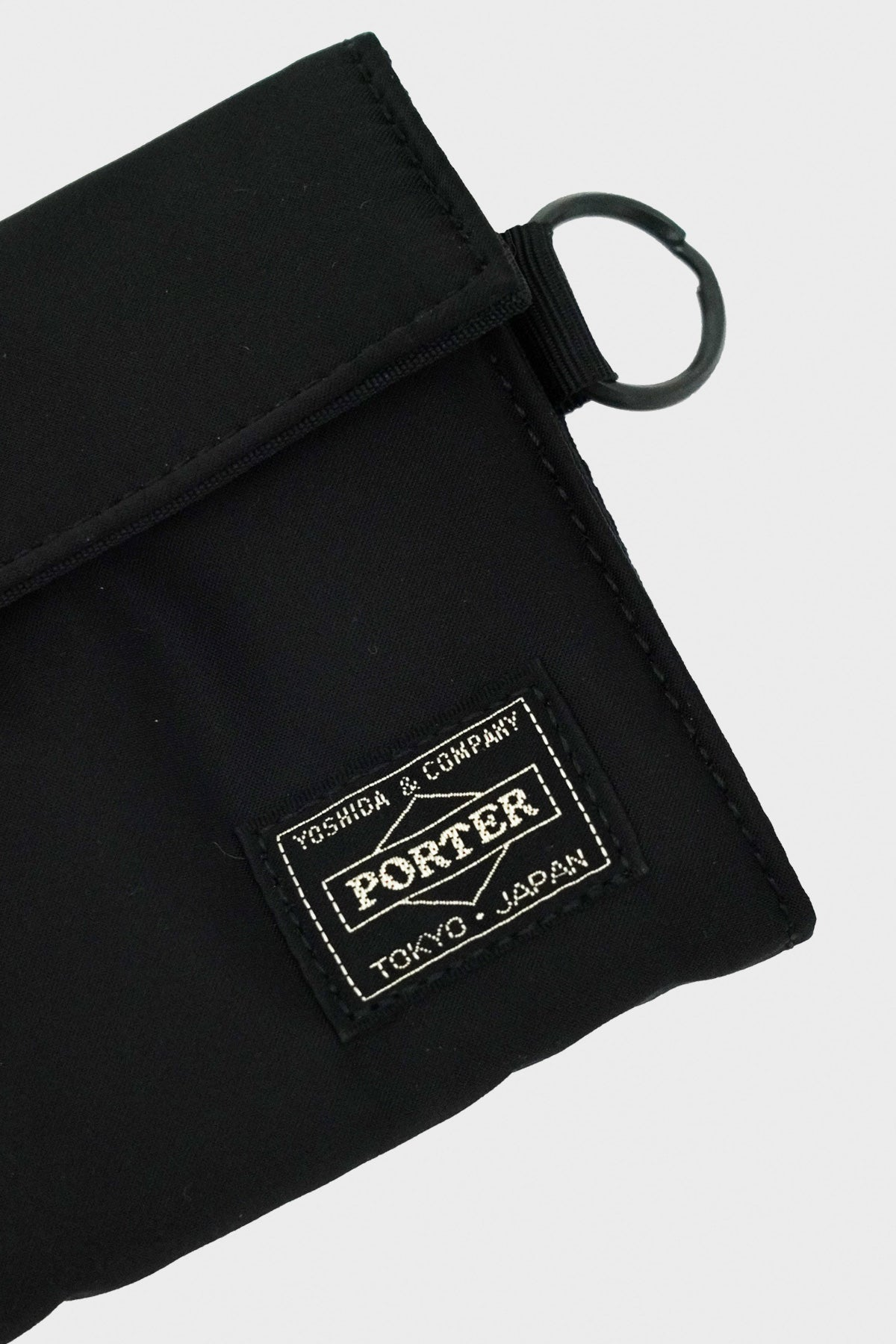 Porter Yoshida and Co - Wallet - Black - Canoe Club