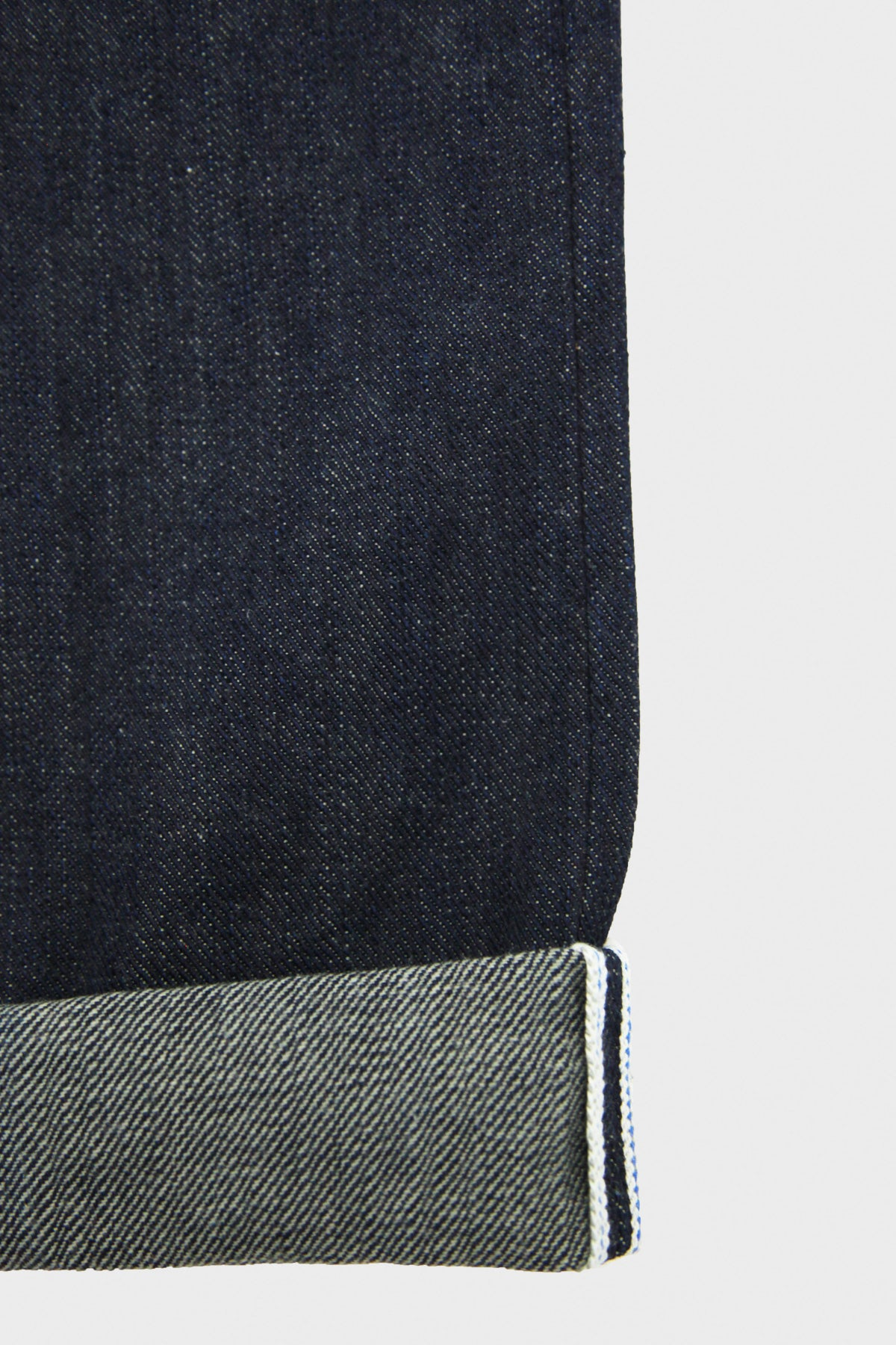 Pure Blue Japan - Tapered Slim - Left Hand Twill - Canoe Club