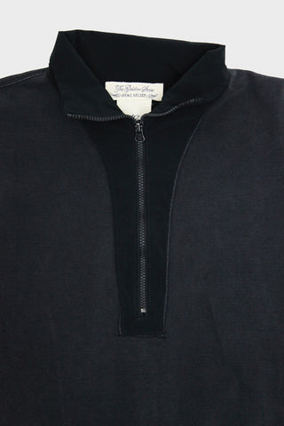 Remi Relief Special Finish Fleece Outdoor Pullover Zip - Black