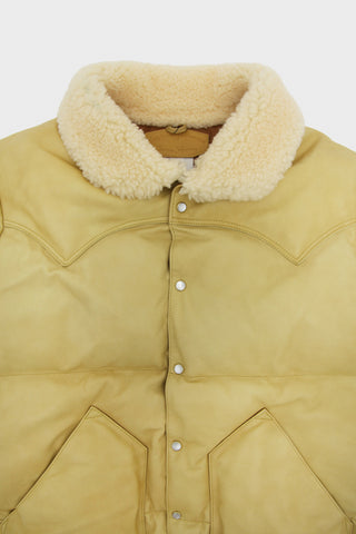 rocky mountain featherbed Leather Christy Jacket