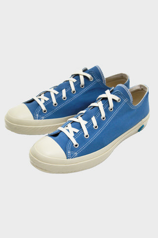 shoes like pottery Cloth Natural Dye Lo-Top Sneaker - Sax