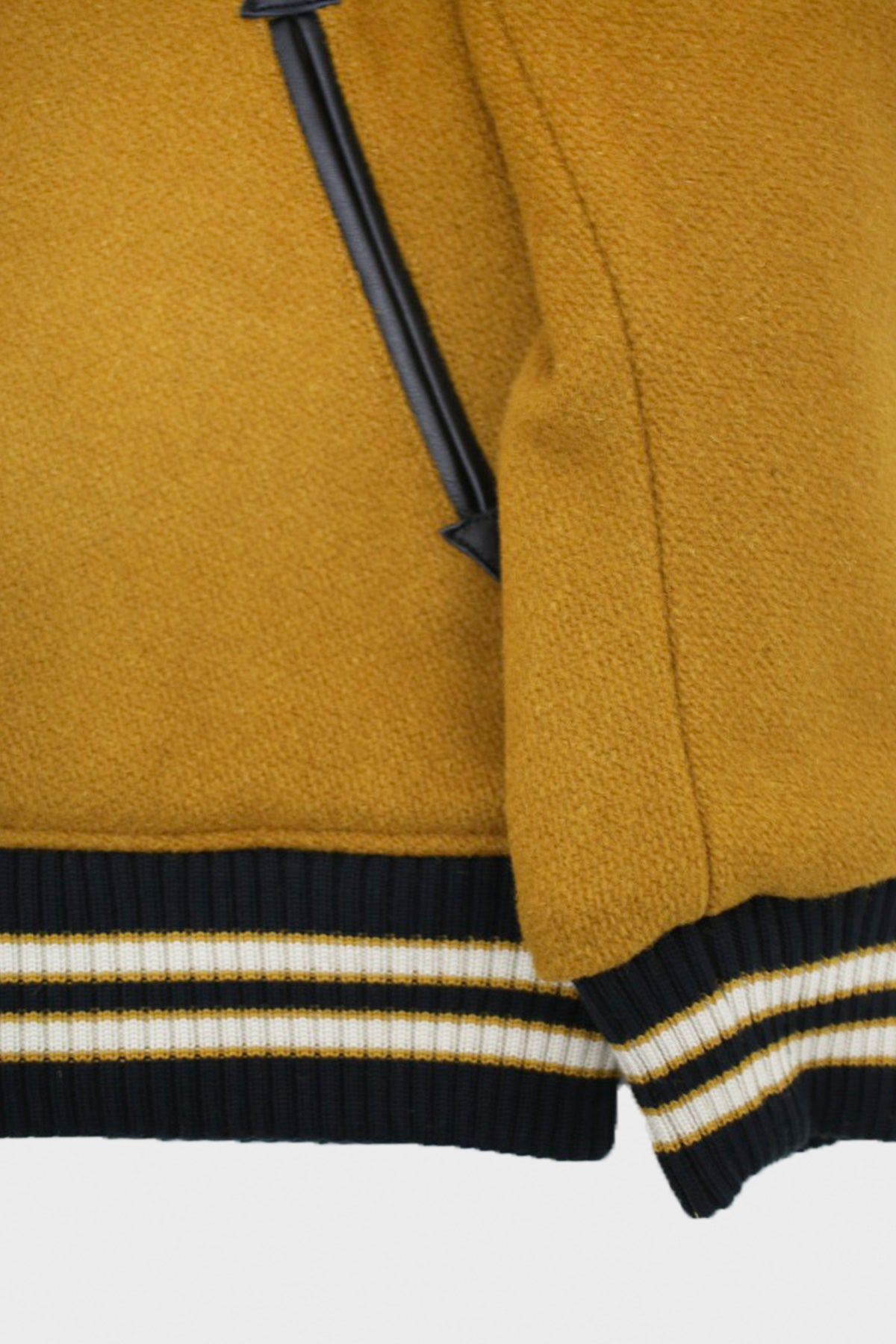Sugar Cane - Award Jacket - Gold - Canoe Club