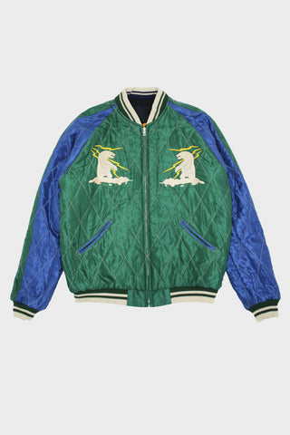 sugar cane Quilted Suka Jacket - Mountain Goat