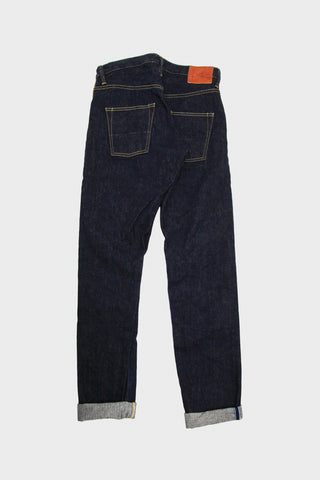 tanuki denim japan NHT - 16.5oz Natural Indigo Selvedge Denim - High RiseFit