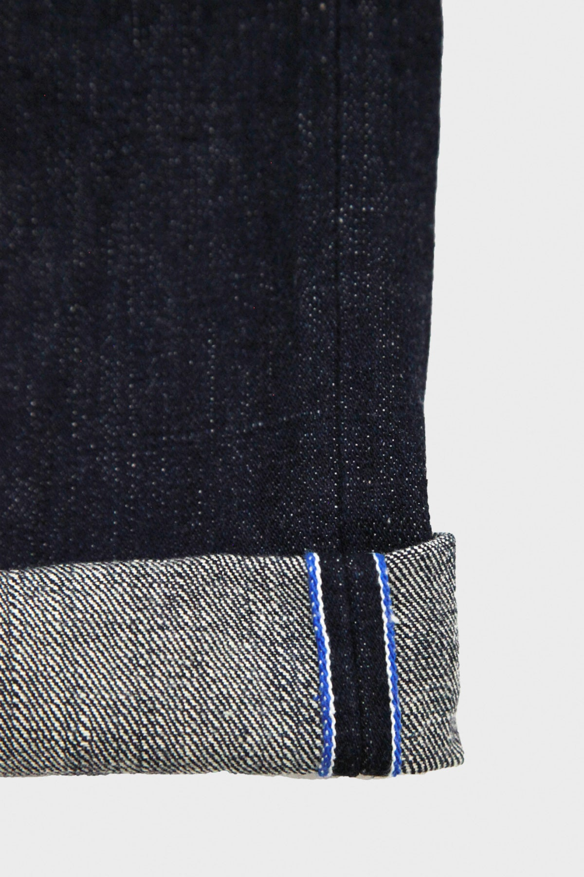 Tanuki - High Tapered Fit - Natural Indigo Denim - Canoe Club
