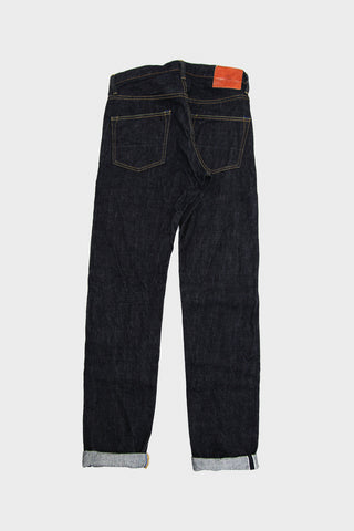 tanuki denim japan NT - 16.5oz Natural Indigo Selvedge Denim - Tapered Fit