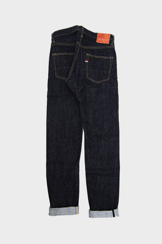 tanuki denim japan RHT - Retro 15oz Selvedge Denim - High Tapered Fit