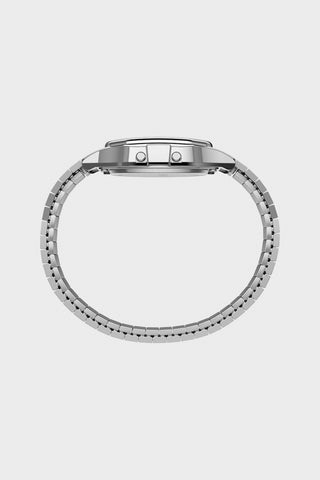 timex Timex T80 34mm Stainless Steel Bracelet Watch - Silver Tone
