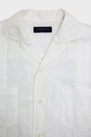 tomorrowland clothing japan Cuba Shirt - India Cotton