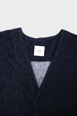 tss Easy Cardigan - Navy