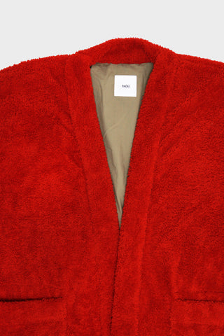 ts(s) Easy Cardigan - Red
