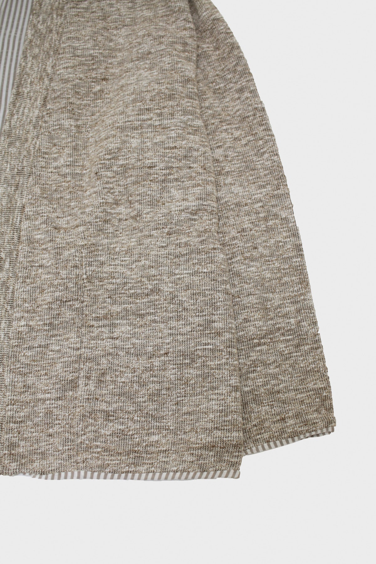 ts(s) - Lined Easy Cardigan -Brown - Canoe Club