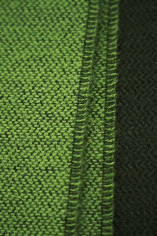 universal works Scarf - Green/Olive