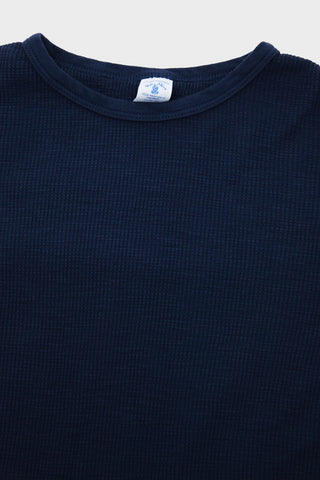 Slub Thermal - Navy