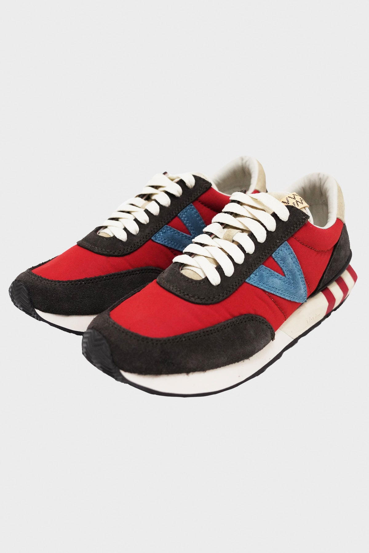 Visvim - Attica Trainer - Red - Canoe Club