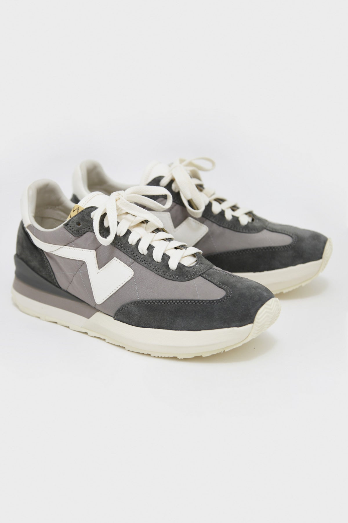 Visvim - FKT Runner - Grey - Canoe Club