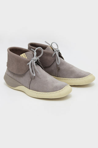 visvim Flynt II Folk shoes - Grey