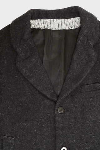 visvim Galen Wool Jacket - Black