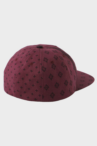 visvim indigo camping trading post find your happiness I.C.T. Excelsior Cap (N.D.) - Purple