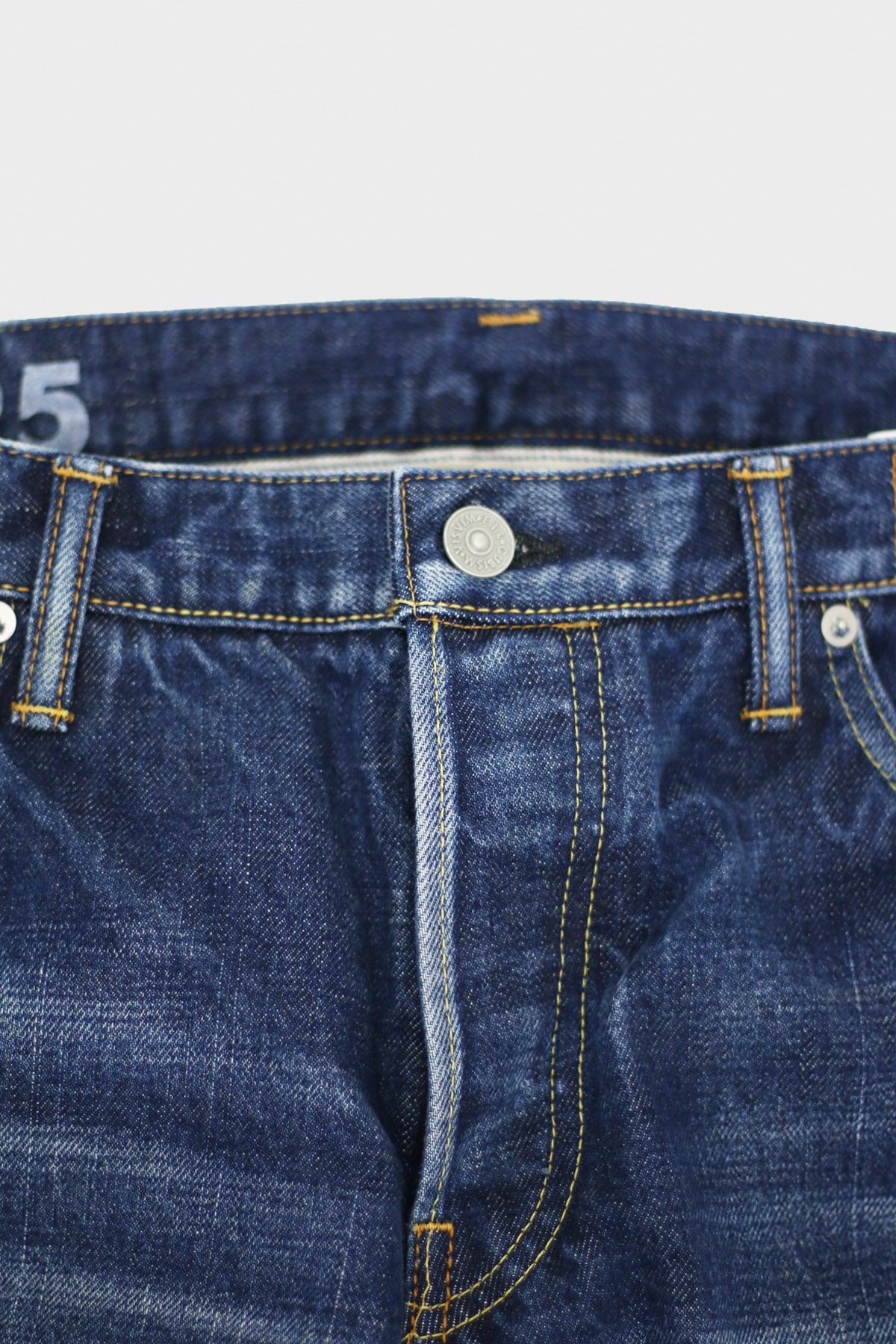 visvim Social Sculpture denim 10 Damaged - 25