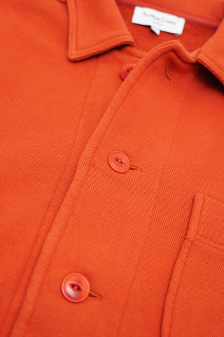 You must create (ymc) Loopback Cotton Cubist Jacket - Rust