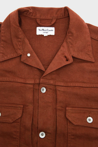 MK2 Twill Jacket - Brown