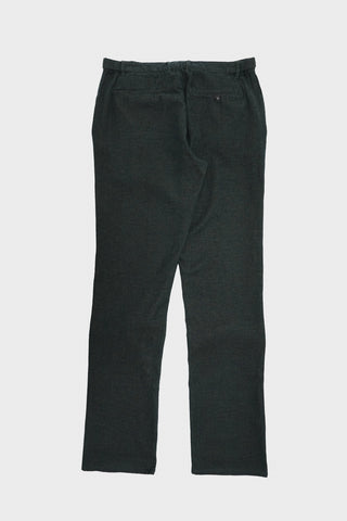 you must create (ymc) Wool Flannel Hand Me Down Trouser - Navy