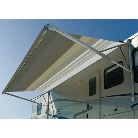 RV Awning Replacement Fabric  sc 1 st  Airdrie Canvas - Shopify & Tent Trailer Awning u2013 Airdrie Canvas