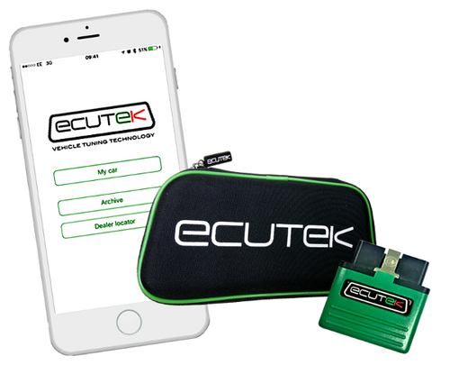 Ecutek ECU Connect Bluetooth Interface - HRI Tuning