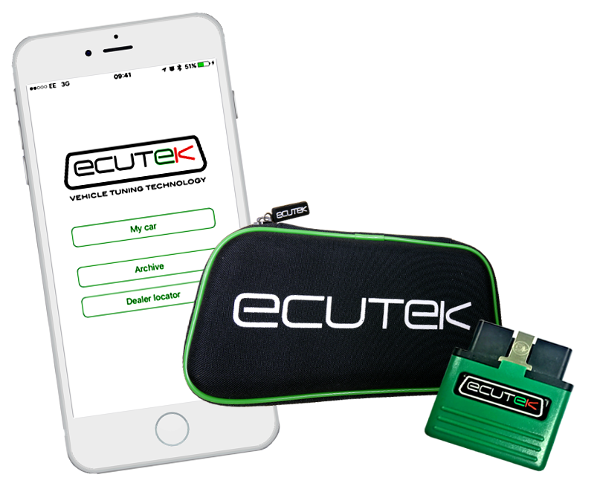 Ecutek ECU Connect Bluetooth Programming Kit - HRI Tuning