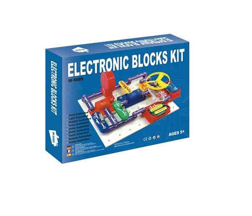 Electronic Block Kit