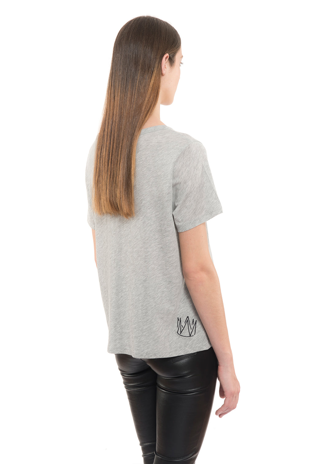 CLEMENCIA TEE GRIS
