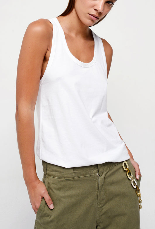 MUSCULOSA KATE  BLANCO