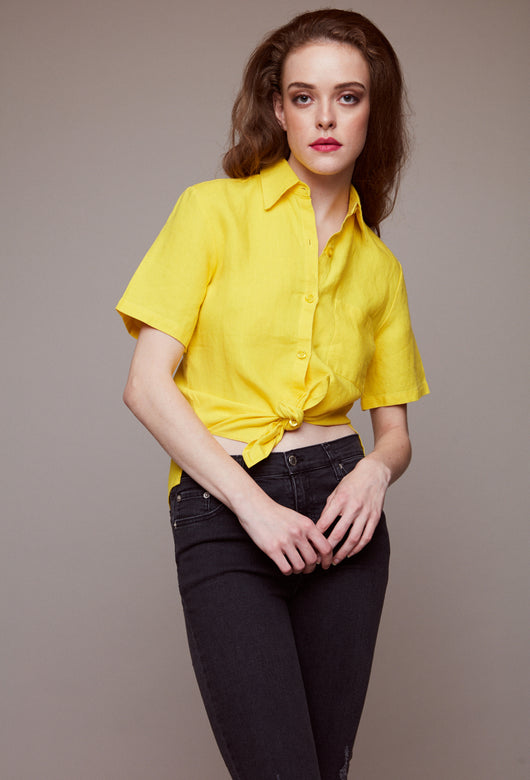 BLUSA SHORT SLEEVES MAN