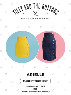 Tilly & the Buttons Arielle Skirt