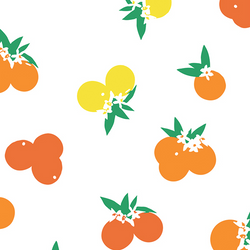 Art Gallery Fabrics Fiesta Fun Citrus Sunrise Cotton Fabric - Cotton Reel Studio